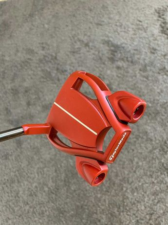 Taylormade Spider Tour Red Short Slant SuperStroke GTR 1.0 Grip