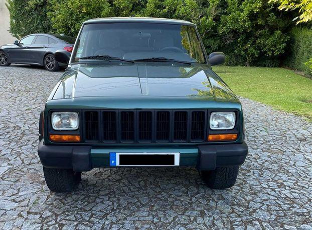 Jeep Cherokee XJ 2.5TD