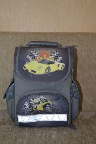 Рюкзак zibi speed rally (ортопедическая спинка) плюс подарок