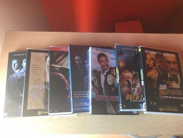 DVD de filme de Acção