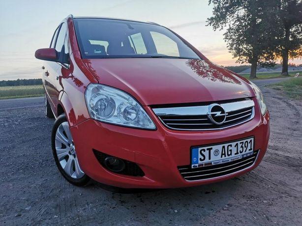 Opel*Zafira*LIFT*Niemiec*Opłacona*Alu17*7osobowa*Piękny*Stan! !