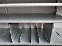 REGAŁ 63x230x303/18p OCYNKOWANY Metalowy Magazyn Garaż Warsztat Półka