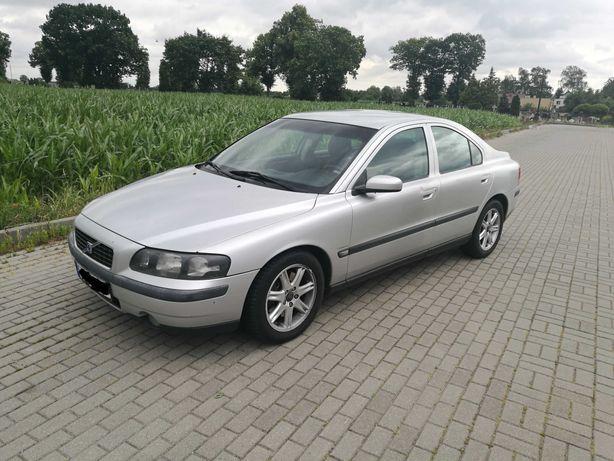 Volvo S60 2,4 benz+gaz