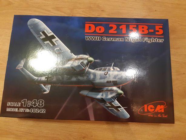 ICM 48242. Немецкий самолет Dornier Do 215B-5. ДЕШЕВО