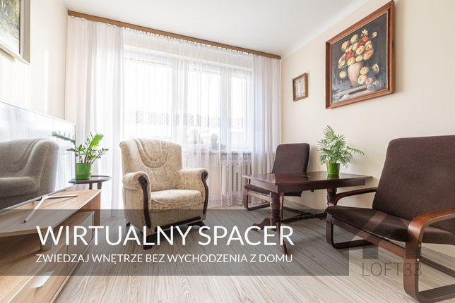 Tanie mieszkanie dwupokojowe na osiedlu Stałym | Wirtualny Spacer