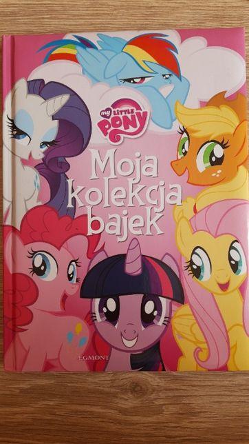 Moja kolekcja bajek My little pony