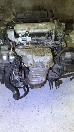 Продам двигатель Toyota Celica.Carib.2.0л.94-00г.3S-GE. КПП и навесное
