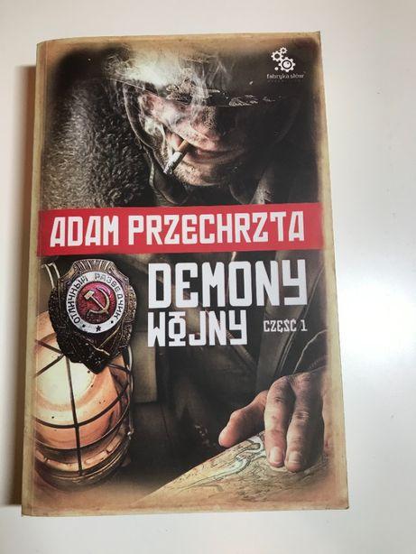 Adam Przechrzta - Demony Wojny cz. 1