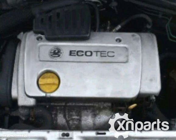 Motor OPEL ASTRA G CLASSIC Caravan (F35) 1.4 16V   09.04 - 07.09 Usado REF. Z14...