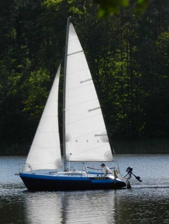 Jacht żaglówka Sportina 595