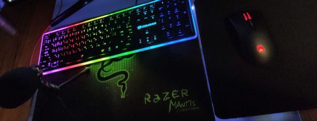 Игровой ковер, коврик Razer mantis control