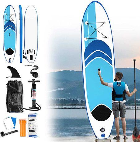 Prancha Paddle SURF - SUP insuflável