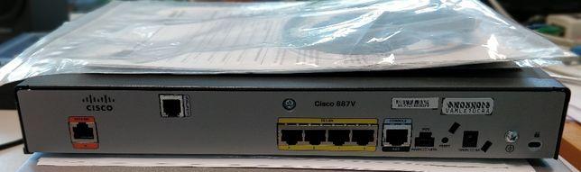 Router Cisco 887V-K9 Series