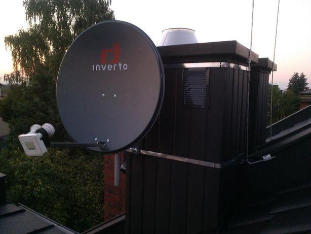 Montaż ustawianie anten SAT RTV doradztwo konfiguracja sprzętu