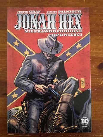 Jonah Hex: Nieprawdopodobne opowieści