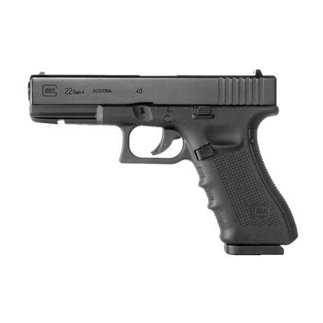 Pistolet wiatrówka Glock 22 gen 4 4,5 mm BB CO2