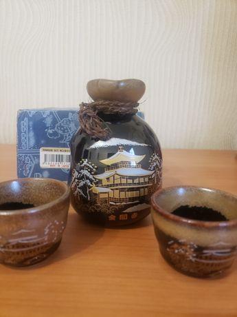 Саке набор, япония