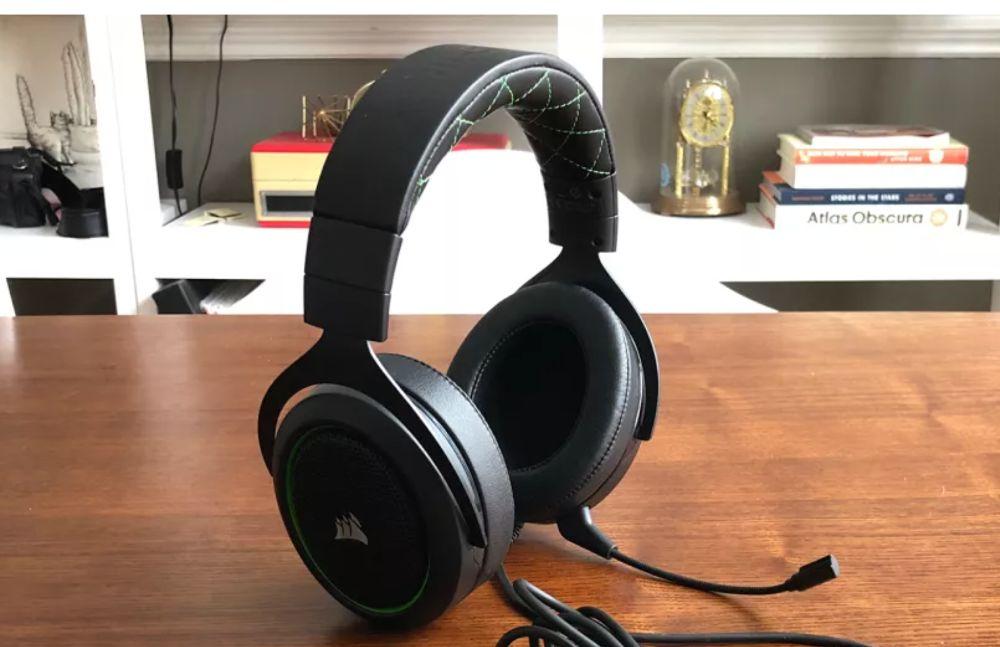 Headphones Gaming Corsair HS50 Pro Stereo - Carbon