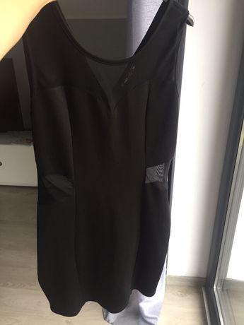 Sukienka czarna sylwester