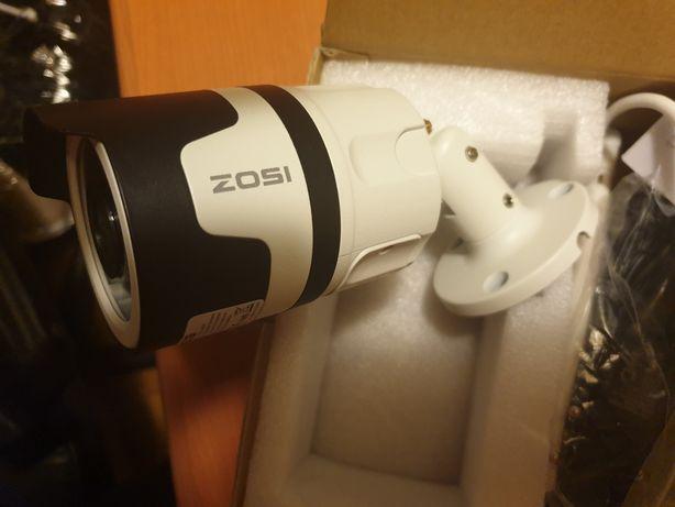 Camera de vigilancia exterior nova com visao no telemovel