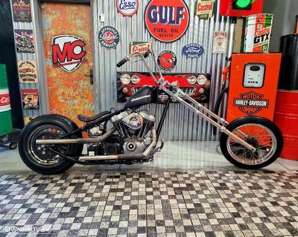 Harley-Davidson Sportster 1200 S