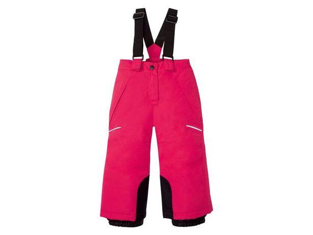 Лыжные штаны, зимний полукомбинезон CRIVIT 98/104, 110/116