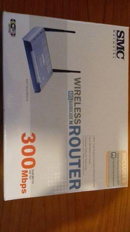 Wireless Router ADSL Barricade N