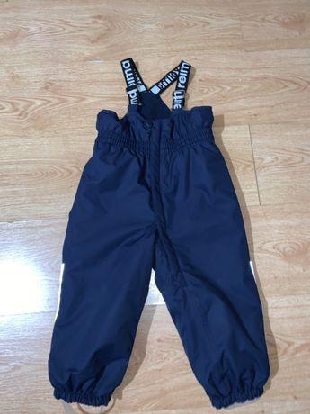 Брюки зимние Reimatec Stockholm, брюки на подтяжках