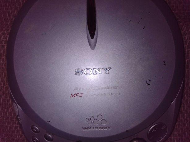Discman Sony sprawny