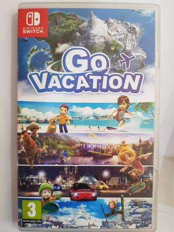 Go Vacation Nintendo Switch Używana Kraków