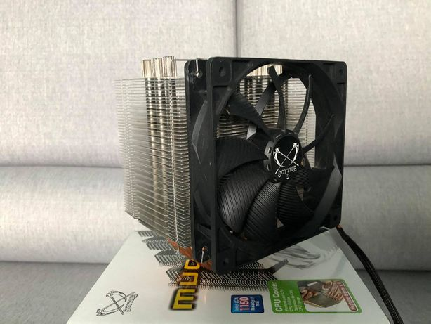 Chłodzenie procesora/CPU Scythe Mugen 4 Rev.B (LGA 1150, AM3)