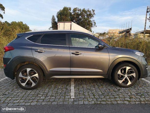 Hyundai Tucson 1.7 CRDi Premium DCT