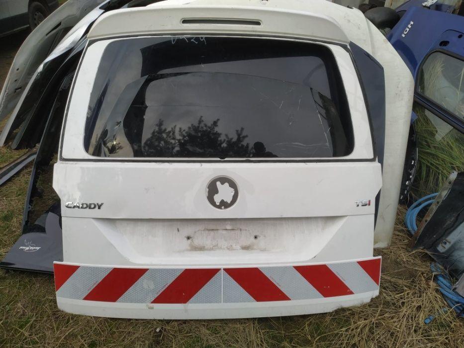 volkswagen caddy 15-20r. klapa tył Przeźmierowo - image 1