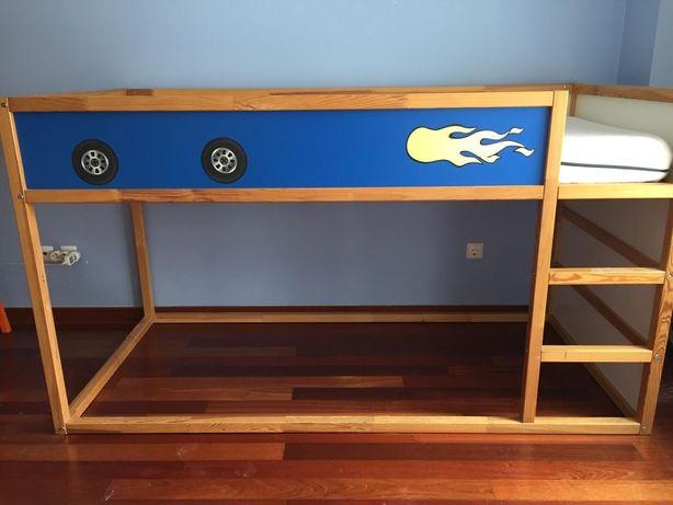 Cama Ikea de criança