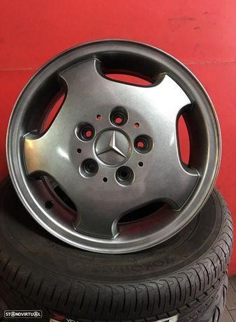 """Jantes 15"""" originais Mercedes classe A 5x15 Et 54"""