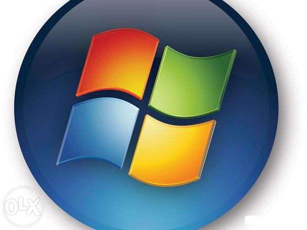 Установка операционной системы: XP,Windows!
