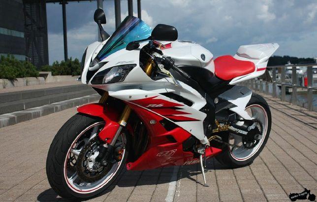 Запчасти  Yamaha R6 2006 2007 2020