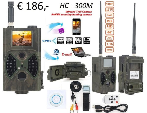 Câmera e despositivos de Visão noturna para caça e qualquer vigilância