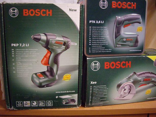 Bosch zestaw 3 - częściowy