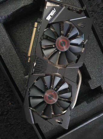 Asus GeForce GTX 970 Strix , 4gb ddr5