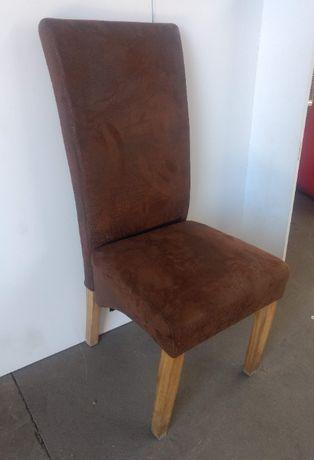 Krzesło BORUP brązowe - 4 szt. x 100 zł