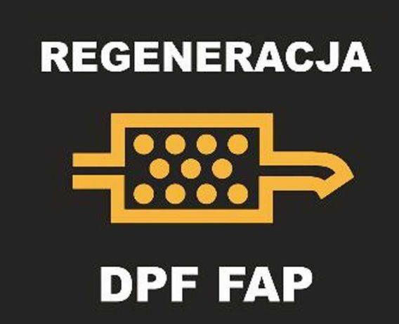 Regeneracja DPF FAP Katalizator Lubowidz koło Żuromin Sierpc Działdowo