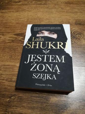 Sprzedam książki Laily Shukri