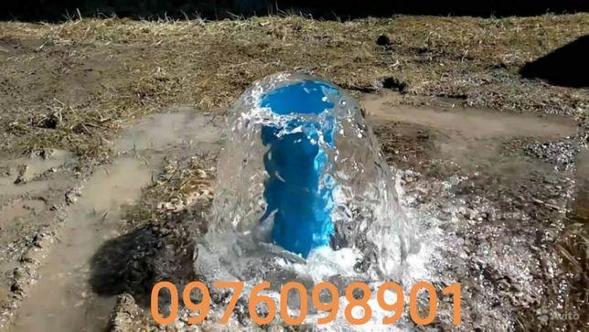 Буріння свердловин на воду та теплових насосів. Бурение скважин.