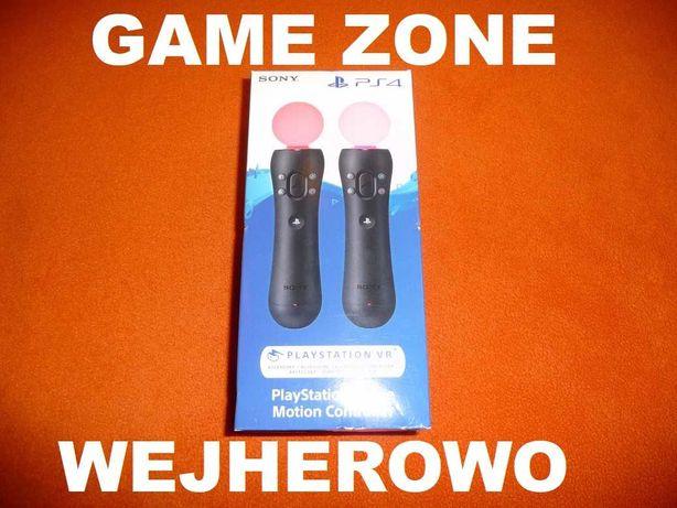 Move Controller 2 sztuki do PS4 i PS5 = Wejherowo