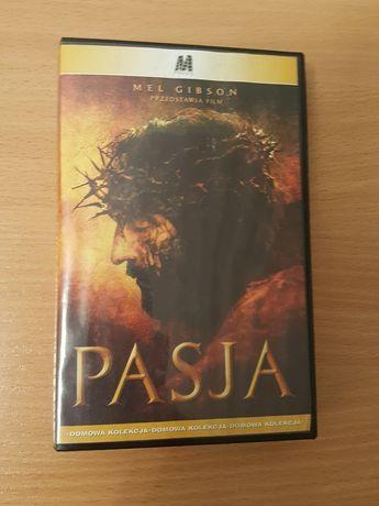 "Film ""PASJA"", kaseta wideo VHS, reżyser Mel Gibson"