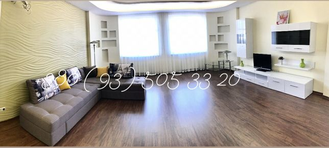 Щорса 32б (Коновальца) Аренда 3-к квартиры на Печерске Центр