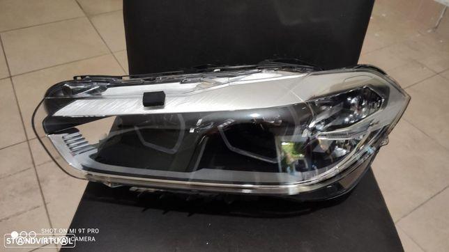 farol esquerdo Full Led BMW F39 X2