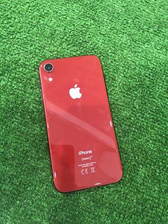 Магазин iPhone XR 128 Red Neverlock гарантия ИДЕАЛ