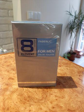 Мужская туалетная вода 8 ELEMENT Faberlic